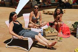 Festa Major de Vic 2017: La platgeta