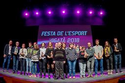Festa de l'Esport Vigatà 2018