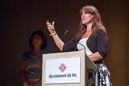 Acte de Lliurament de la Medalla d'Or de la Ciutat de Vic