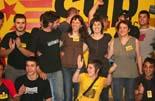 Municipals 2011: jornada electoral a Osona Foto: CUP Vic