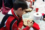 Activitats de Nadal a Sant Pere de Torelló Taller de tions.