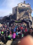 Activitats de Nadal a Sant Pere de Torelló Cursa de Na'Dalt a Bellmunt.