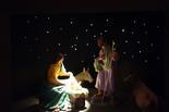 Activitats de Nadal a Sant Pere de Torelló Exposició de Pessebres.