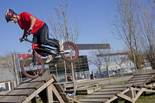 Activitats per la Marató de TV3 a Osona El Trial Ciutat de Vic també s'ha solidaritzat amb La Marató. Foto: Adrià Costa