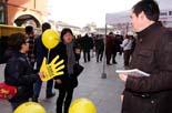 28N: ambient electoral al mercat de Vic