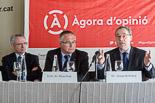 Antón Costas a l'Àgora d'Opinió