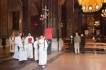 Benedicció de rams a la Catedral de Vic 2013