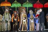 Cavalcada dels Reis d'Orient a Roda de Ter