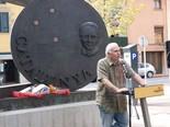 Òmnium i ERC homenatgen la figura de Lluís Companys a Vic (2011)