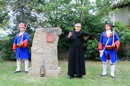 Commemoració del Pacte dels Vigatans a Santa Eulàlia de Riuprimer