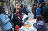 Concentració contra les retallades i en defensa dels serveis públics
