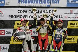 Copa Catalana de Promovelocitat i Trofeu Català de Minivelocitat a Vic