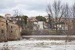 Crescuda del Riu Ter La Gleva. Foto: Adrià Costa