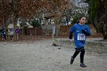 Cursa atlètica per la Marató de TV3 a Manlleu