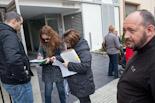 Intent de desnonament als Hostalets de Balenyà