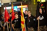 Diada Nacional 2013 a Vic: acte de l'Esquerra Independentista