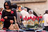 Diada de Sant Jordi a Torelló, 2014