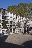 Diada de Tots Sants als cementiris d'Osona Manlleu. Foto: Adrià Costa
