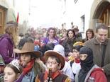 Dijous llarder i Carnaval infantil a Sant Pere de Torelló 2013