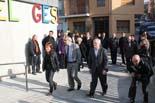 Ernest Maragall inaugura les reformes del CEIP Vall del Ges
