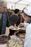 Esmorzar del Dijous Llarder a Vic, 2009