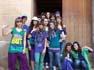 Festa solidaria dels Amics del Món a Folgueroles