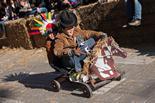 Festa Major de St. Andreu de Tona 2013: baixada de carretons
