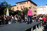 Festa Major de St. Andreu de Tona 2013: desfilada de moda