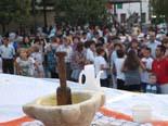 Festa Major de St. Julià de Vilatorta 2010: Concurs d'Allioli i Sopar