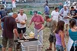 Festa Major de Sant Julià de Vilatorta 2012: concurs d'allioli i sopar popular