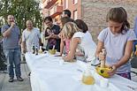 Festa Major de Sant Julià de Vilatorta 2013: Concurs d'allioli