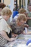 Festa Major de Sant Julià de Vilatorta 2013: trobada de puntaires