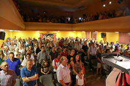 Festa major de Sant Julià de Vilatorta 2014: pregó de Carme Forcadell