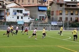 Festa Major de Sant Quirze de Besora: futbol
