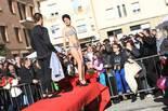 Festa Major de St. Andreu de Tona 2012: desfilada de moda