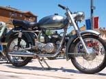 Festa Major de Sant Julià de Vilatorta 2010: motos antigues i botxes