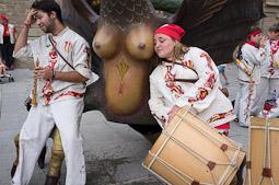 Festa Major de Vic 2014: la Xurriacada (1)