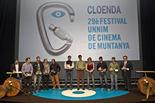 Gala de cloenda del Festival de Cinema de Muntanya de Torelló 2011