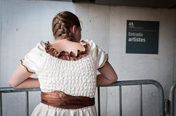 El Festival de Música de Cantonigròs, rere el teló