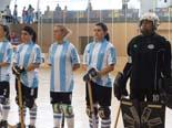 Final femenina de la Copa Amèria d'Hoquei