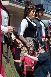 Fira de la Transhumància de Santa Creu de Jutglar, 2014