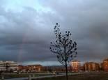 Osona: paisatge i meteorologia (març 2013)