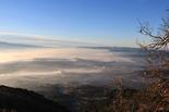 Osona: paisatge i meteorologia (gener 2014)