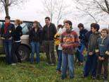 Festa Major de La Guixa 2009: gimcana de tractors