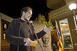 Acte d'homenatge al President Lluís Companys a Vic (2013)