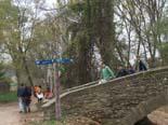 Inauguració de l'Anella Verda de Vic