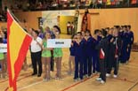 Cerimònia inaugural del Campionat d'Europa de patinatge artístic