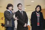 Inauguració del Centre de Serveis per a Gent Gran Sant Jordi de Vic