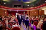 Inauguració de la rehabilitació del Teatre Eliseu de Roda de Ter