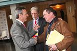 Josep Anglada, una vida accidentada, en imatges 26/11/2006. 3r Congrés nacional de PxC a Vic. Foto: Adrià Costa.